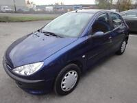 LHD 2005 Peugeot 206 1.4HDI 5 Door DIESEL SPANISH REGISTERED