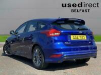 2017 Ford Focus 1.0 Ecoboost 125 St-Line 5Dr Auto Hatchback Petrol Automatic