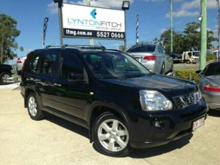 2007 Nissan X-Trail T31 TI Black 1 SPEED Wagon Southport Gold Coast City Preview