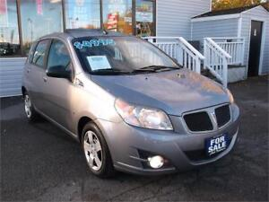 2009 PONTIAC G3 WAVE SE * ONLY 113,000 KMS !! SUNROOF * LOADED *