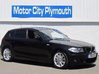 2011 11 BMW 1 SERIES 2.0 120D M SPORT 5D 175 BHP DIESEL