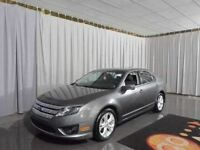 2012 Ford Fusion SE 4dr Front-wheel Drive Sedan