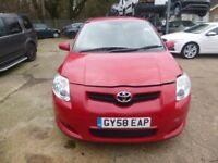 TOYOTA AURIS - GY58EAP - DIRECT FROM INS CO