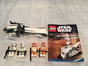 Lego Star Wars Sets 7914 and 7913