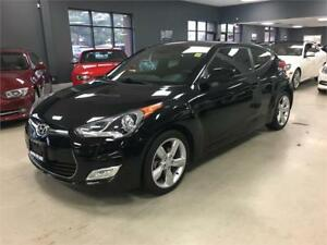 2013 Hyundai Veloster*BACK-UP CAM*BLUETOOTH*LOW KM*SUPER CLEAN*