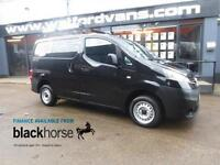 2013 Nissan NV200 1.5DCi 110ps SE E/Pack Roof Rack Diesel white Manual