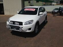 2012 Toyota RAV4 ACA33R 08 Upgrade CV (4x4) White 4 Speed Automatic Wagon Holtze Litchfield Area Preview