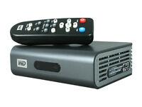 Western Digital WD TV Live Plus HD Media Player + Wifi adapter