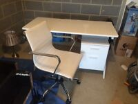 Office desk and chair high quality brand new