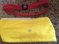 Two Lululemon headbands - great accessories for her outfits!