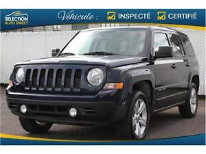 2014 Jeep Patriot North AWD -Toit Ouvrant