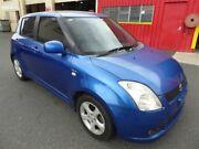 2006 Suzuki Swift EZ S Blue 5 Speed Manual Hatchback Strathpine Pine Rivers Area Preview