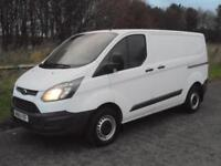 2015(65) FORD TRANSIT CUSTOM 2900 L1H1, 32000mls, AIR CON, IMMACULATE, FINANCE?