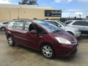 2008 Citroen C4 Picasso HDi Burgundy 6 Speed Sports Automatic Wagon Welshpool Canning Area Preview