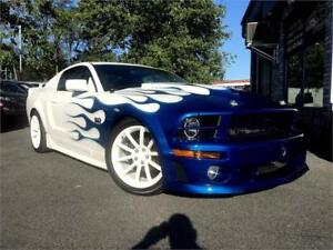 2005 FORD MUSTANG GT SUPERCHARGED VORTEC V3  700 H.P. *6 SPEED*