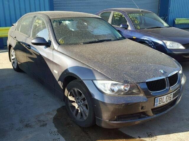 BMW 3 Series Driver Mirror 2006