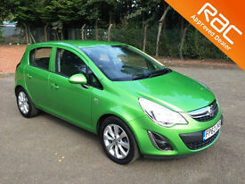 2013.62.VAUXHALL CORSA 1.2.ACTIVE A/C.FIVE DOOR.