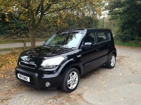 Kia Soul 1.6CRDi 2 Hatchback 5d 1582cc auto (REDUCED)
