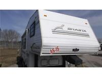 1996 FOREST RIVER SHASTA RIVERE 255RK FIFTH WHEEL