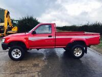 Toyota hilux pickup wanted