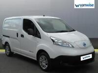 2015 Nissan e-NV200 Acenta Rapid Plus Van Auto Electric white Automatic