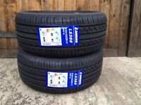 set of 2 x 225 45 17 ZR BRAND NEW TYRES EXTRA LOAD XL LANDSAIL pair