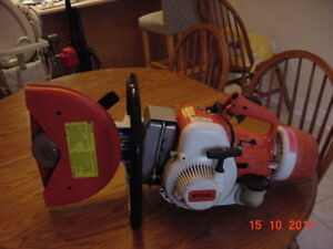 Stihl TS350 Super GAS cement / cut off saw