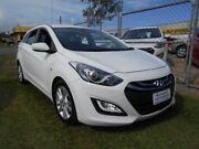 2013 Hyundai i30 GD2 Active White 6 Speed Auto Active Select Wagon Caloundra West Caloundra Area Preview