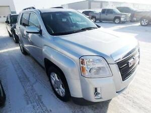 2013 GMC TERRAIN SLT-1 4X4 NAVI LEATHER SUNROOF 100% FINANCING