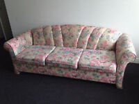 Couch for pick up TODAY