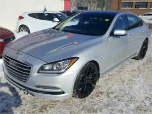 2015 Hyundai Genesis Sedan Ultimate 5.0