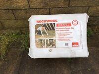 Rockwool Premium Loose Lay Insulation - 20 packs.