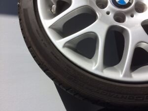 BMW Rims and Tire Made im Germany
