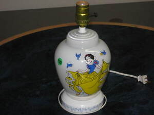 snowwhite lamp round white frost lamp for baby room