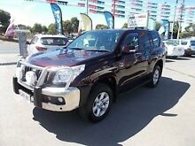 2012 Toyota Landcruiser Prado KDJ150R 11 Upgrade GXL (4x4) Maroon 5 Speed Sequential Auto Wagon Gepps Cross Port Adelaide Area Preview