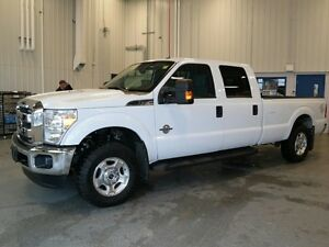 2014 Ford Super Duty F-250 SRW XLT 4X4 CREW
