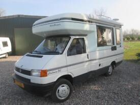AUTOSLEEPER CLUBMAN TWO BERTH AUTOMATIC MOTORHOME / CAMPERVAN FOR SALE