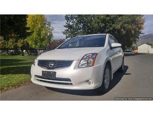 2012 Nissan Sentra *LOW KMS*