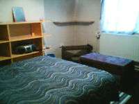 A huge room in flatshare, Dalston. £10 discount for women, see below...