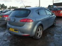 SEAT LEON FR 2.0 BMN 170BHP BREAKING FOR SPARES TEL 07814971951 HAVE FEW IN STOCK
