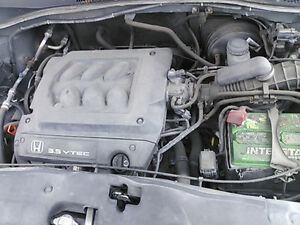 01- 04 HONDA ODYSSEY 3.5L VTECH ENGINE