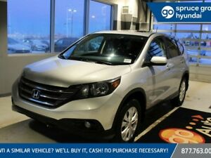2012 Honda CR-V EX-L, LEATHER, SUNROOF, BACKUP CAMERA