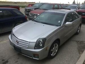 2007 Cadillac CTS Leather Seats! Heated Seats! Clean Title!