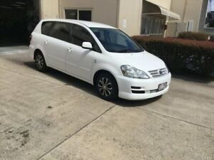 2006 Toyota Avensis ACM21R Verso GLX White 4 Speed Automatic Wagon Maroochydore Maroochydore Area Preview