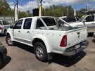 2006 Holden Rodeo RA MY06 LT Crew Cab 4x2 White 4 Speed Automatic Utility Caloundra West Caloundra Area image 2