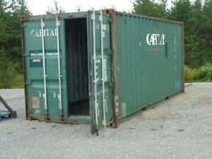 New & Used Sea-Can Containers
