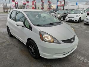2013 Honda Fit LX, MANUAL, GROUPE ELECT. A/C, CRUISE, MAGS, 1.5L