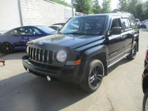 2012 Jeep Patriot Limited ( 4 CYLINDRES - 4x4 - CUIR )