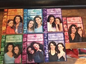 Gilmour Girls Complete Collection Season 1 to 7  42 DVD's