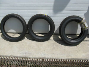 1 - Brand New Motorcycle Tires ( Only the Middle One Left) Kawartha Lakes Peterborough Area image 1